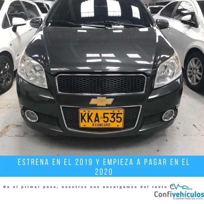Chevrolet Aveo Emotion 2011 - 116000 km