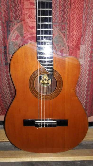 Guitarra Pino Cedro Lima Callao