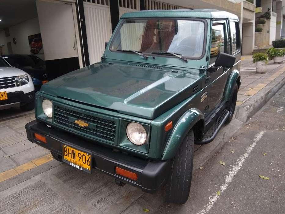 Chevrolet Samurai 1996 - 100 km