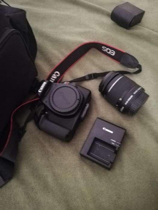 Vendo Cámara Canon T6 Nueva