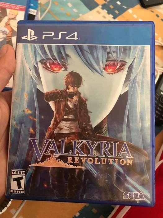 Valkyria revolution ps4 videojuego