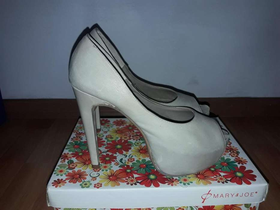 37df54a1 Zapatos de taco <strong>stiletto</strong>s Mary Joe ...