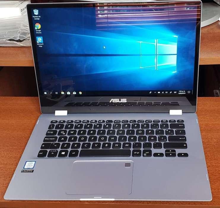Portatil Asus Vivobook Flip I5