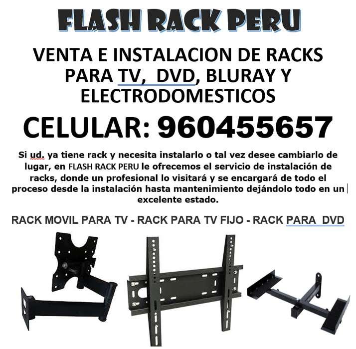 venta e instalación de racks