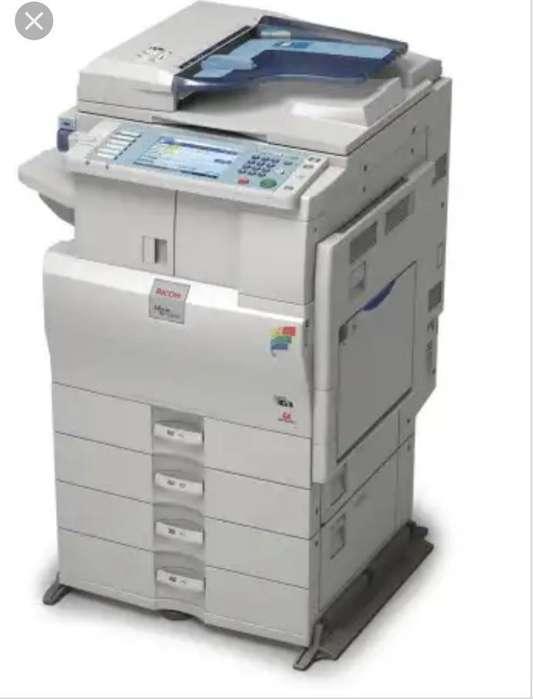 Vendo Fotocopiadora Ricoh Mp C2551