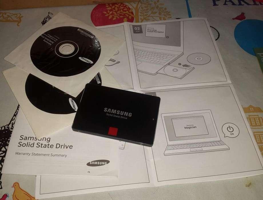 <strong>disco</strong> Estado Sólido Ssd Samsung 850 Pro 512gb Sata3