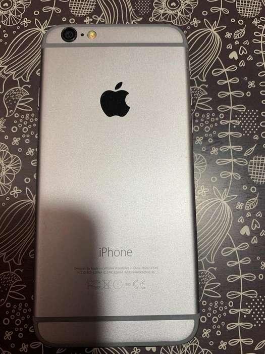 Vendo iPhone 6 16 Gb 8/10 leer descrip.