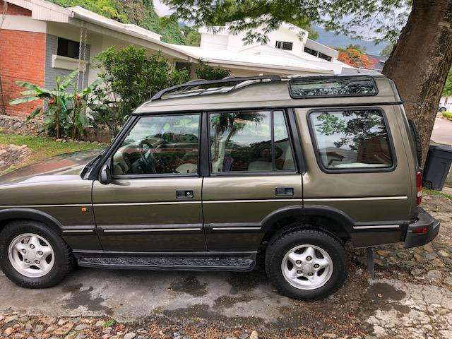 Land Rover Discovery 1998 - 149871 km