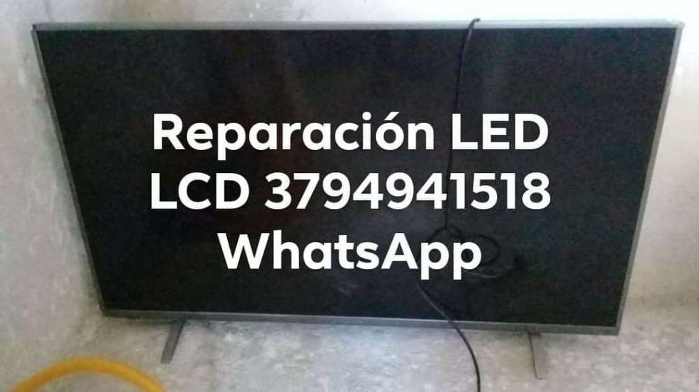 Reparacion Tv Led Tv Lcd
