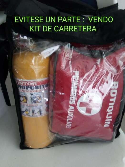 Kit de Carretera Completo