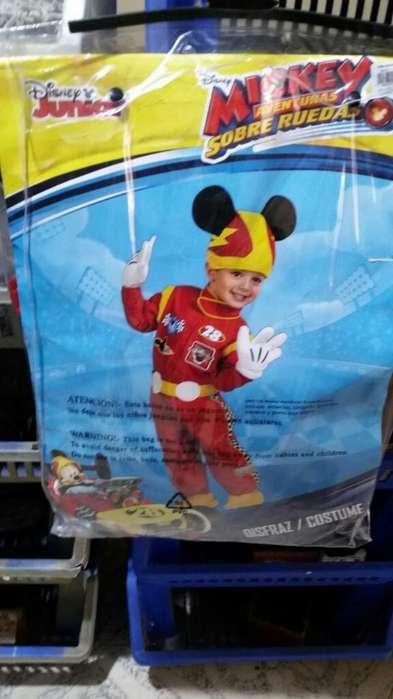 Disfraz Mickey Carreras