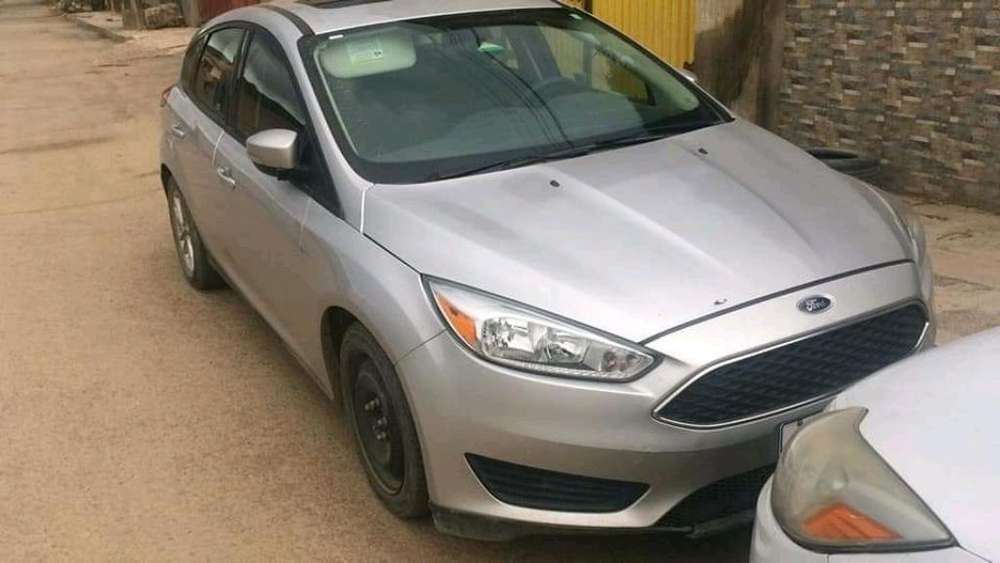Ford Focus 2016 - 52600 km