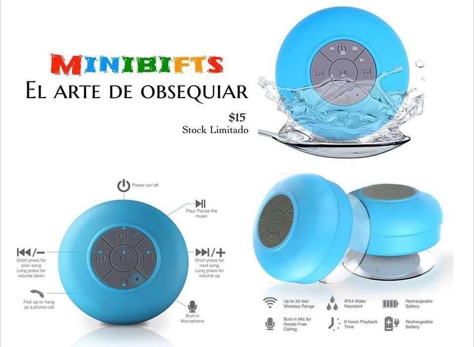 Speaker resistente al agua