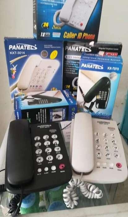 Teléfonos Fijos 3014 Panatel