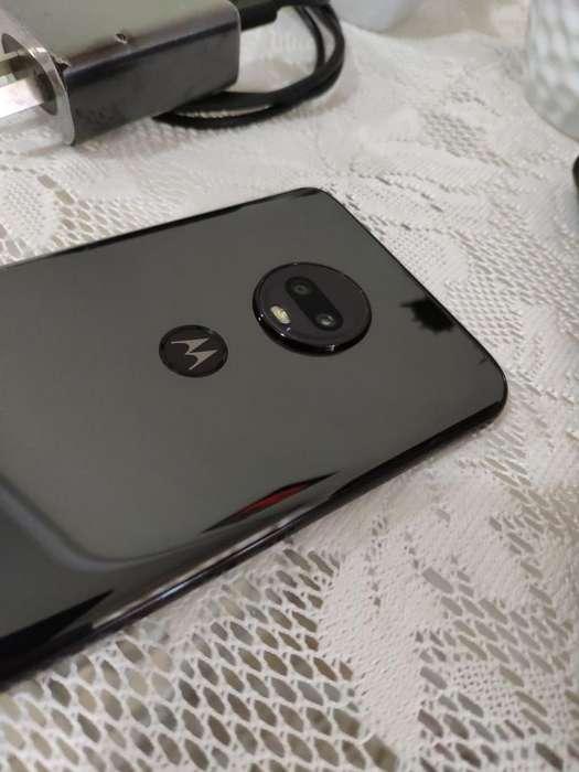 Vendo Moto G7 Impecable
