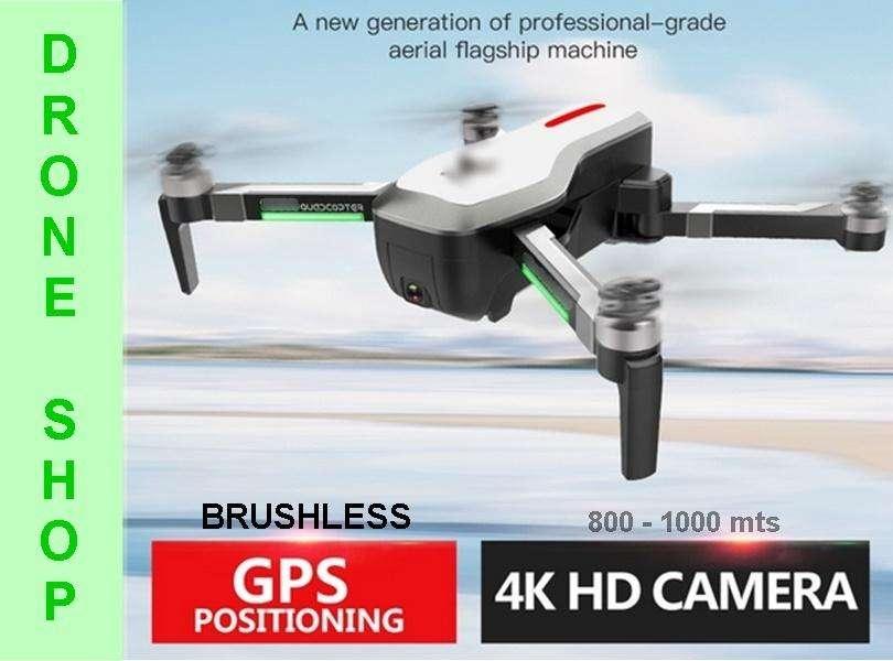 Dron Drones BST 906 <strong>gps</strong> BRUSHLESS Cámara 4K 5G mas cámara sensor1080p