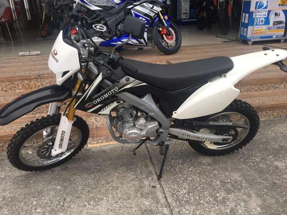 Motocicleta Chasis Reforzado 200cc