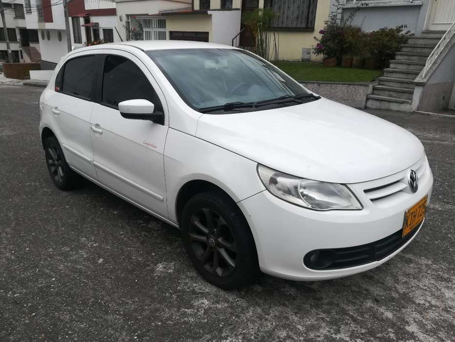 Volkswagen Gol 2011 - 122000 km