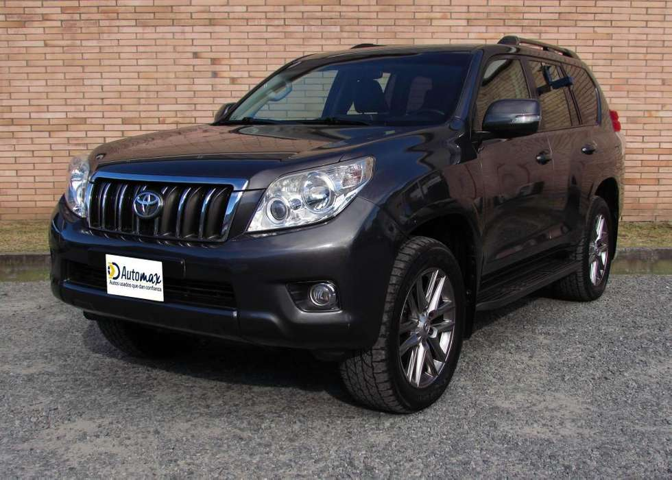 Toyota Prado 2013 - 90921 km