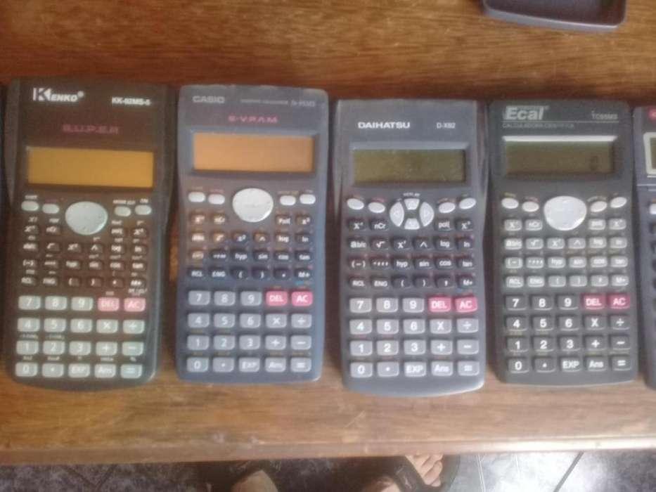 Calculadoras Cientficas Varias Marcas