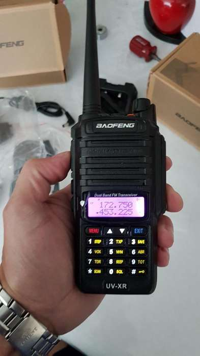 Radio Teléfono Nuevo Baofeng Uvxr 10 W