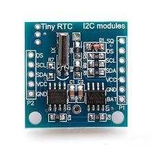 Ds1307 Modulo Tiempo Real Para Arduino