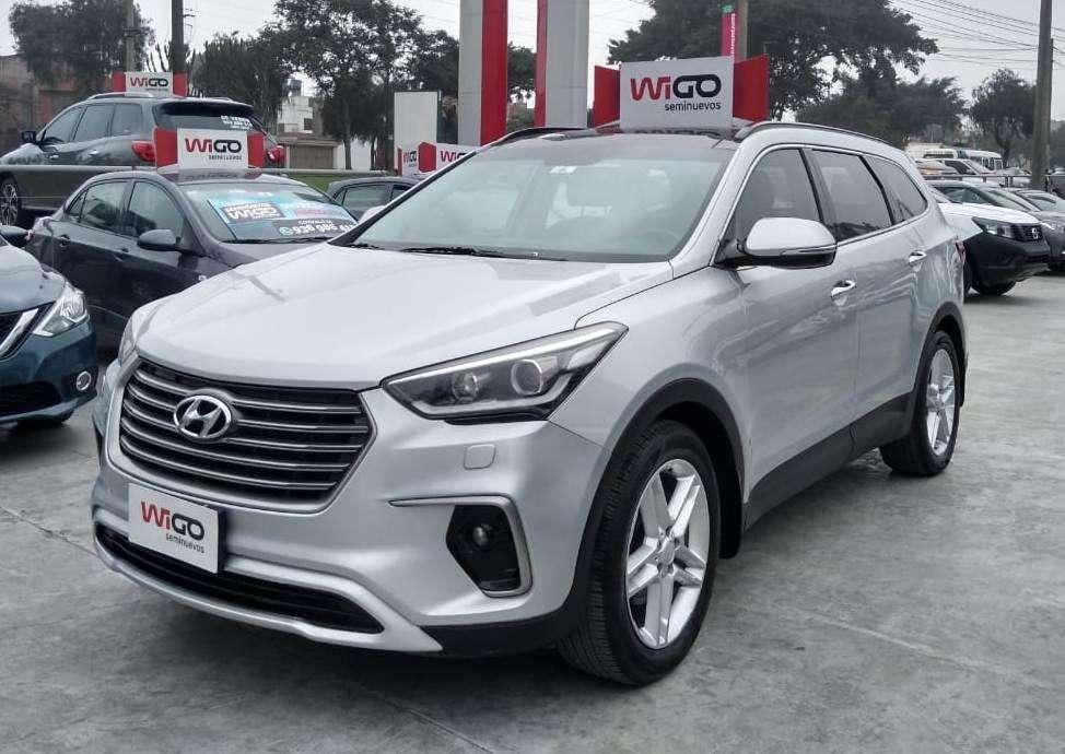 Hyundai New Santa Fe 2017 - 77000 km