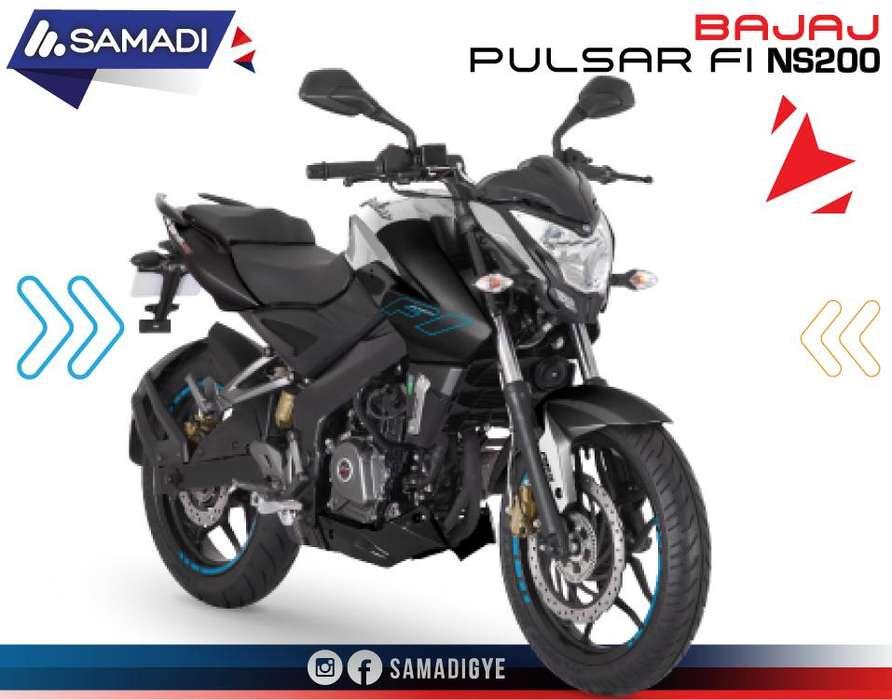 PULSAR NS 200 FI