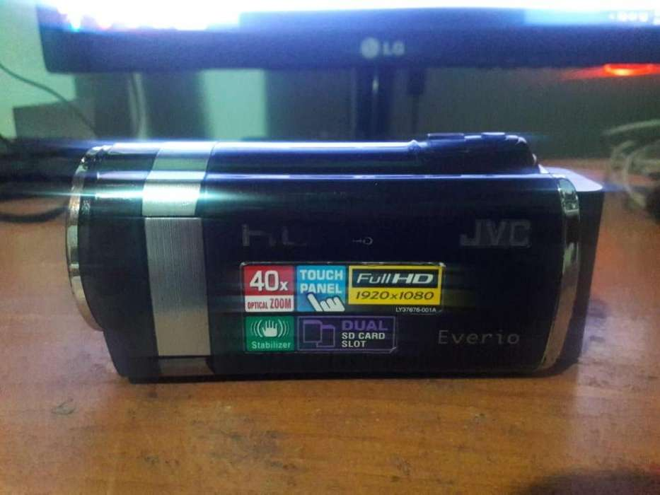 video camara JVC Everio GZ-HM440BU