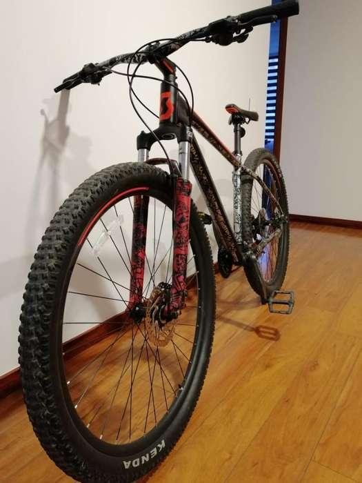 Bicicleta Scoot Aspec