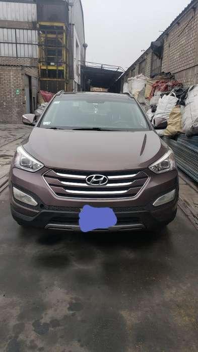 Hyundai Santa Fe 2012 - 75000 km