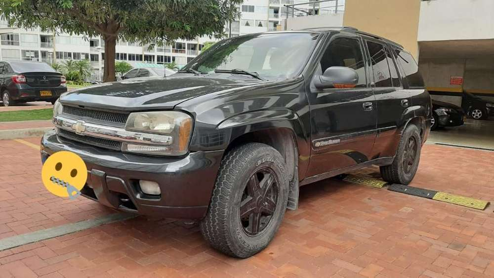 Chevrolet Trailblazer 2003 - 120000 km