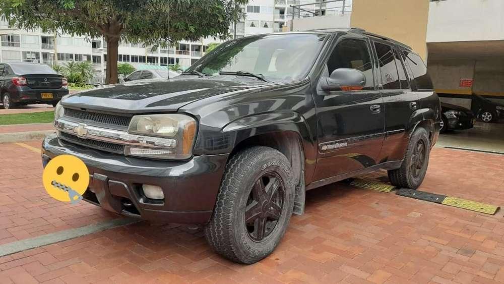 Chevrolet Trailblazer 2003 - 120000 km