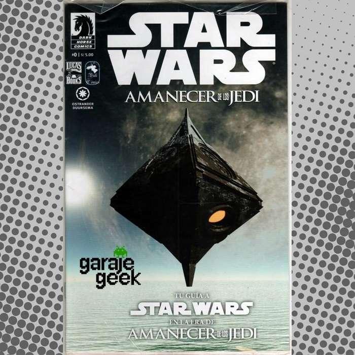 Cómic Star Wars: Amanecer de los Jedi, Portadas variantes