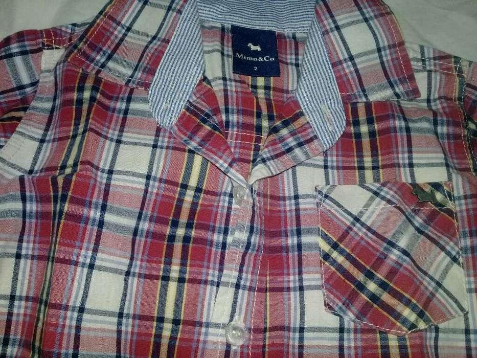 Camisa Mimo