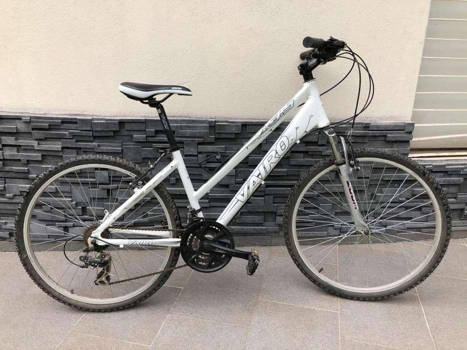 Bicicleta Vairo Xr 3.5 rodado 26