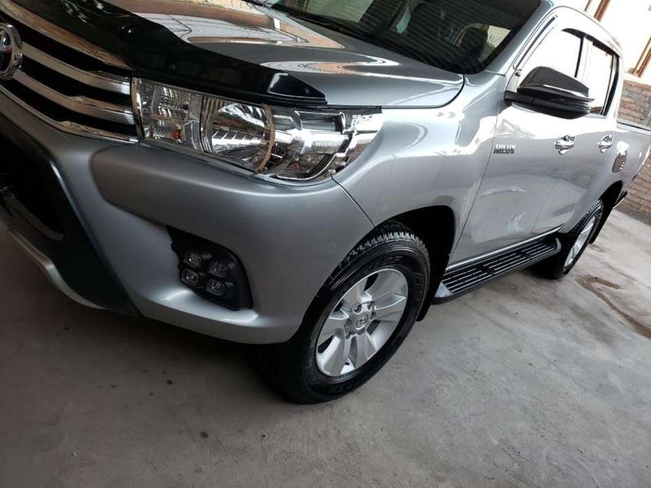 <strong>toyota</strong> Hilux 2018 - 10500 km