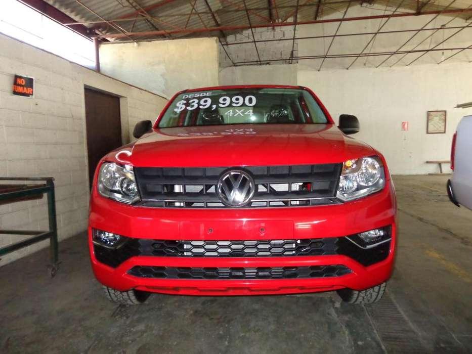Volkswagen Amarok 2018 - 100 km