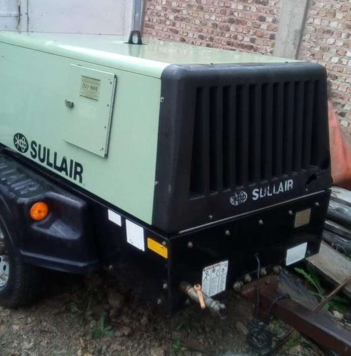 Compresor de aire portátil Sullair 185
