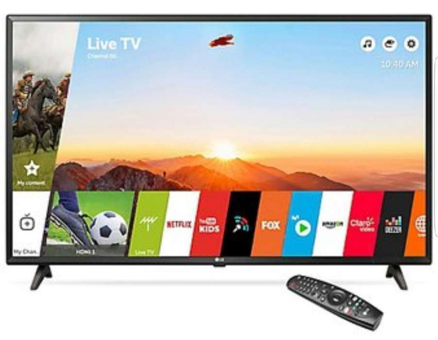 Tv Smart 49 Lg 4k Magic Control