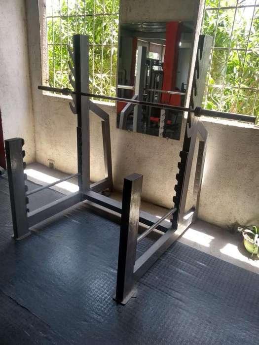 Se Vende Gym Completo Excelente Estado