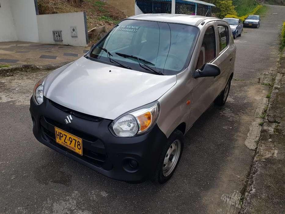 Suzuki Alto 2015 - 37800 km