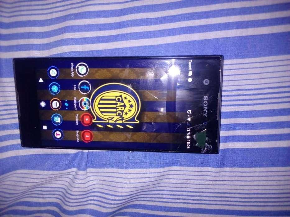 Celular Sony Xa1 Libre, Vendo O Permuto