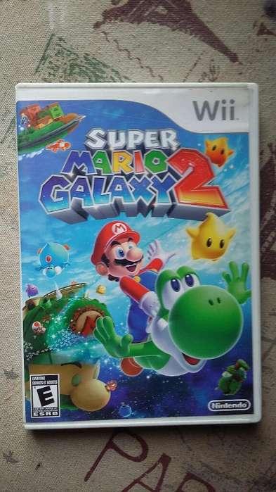 Juego Nintendo Wii Mario Galaxy2