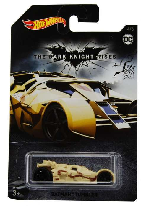 Hot Wheels Batman Tumbler Batmobile / 0992786809