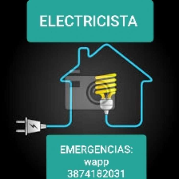 Electricista: Emergencias 24 Hs