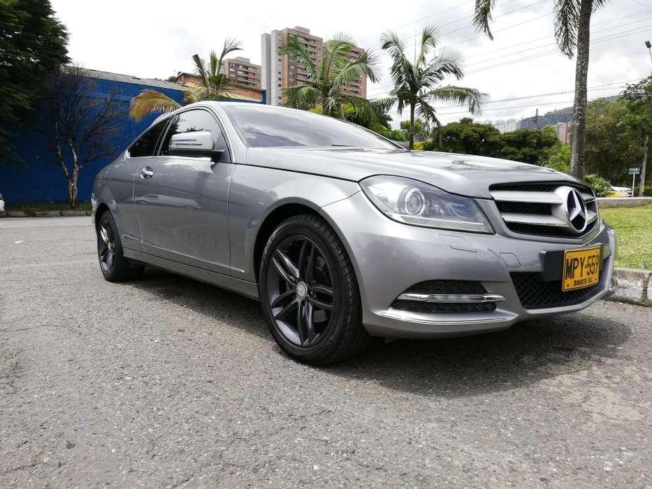 Mercedes-Benz Clase C 2013 - 26000 km