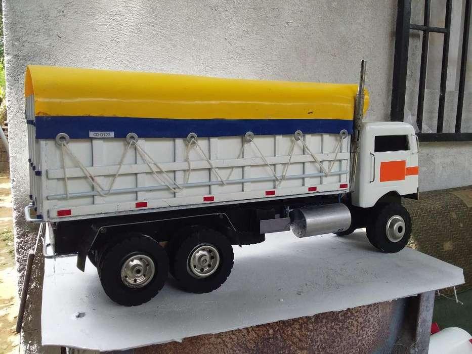 Camión Artesanal