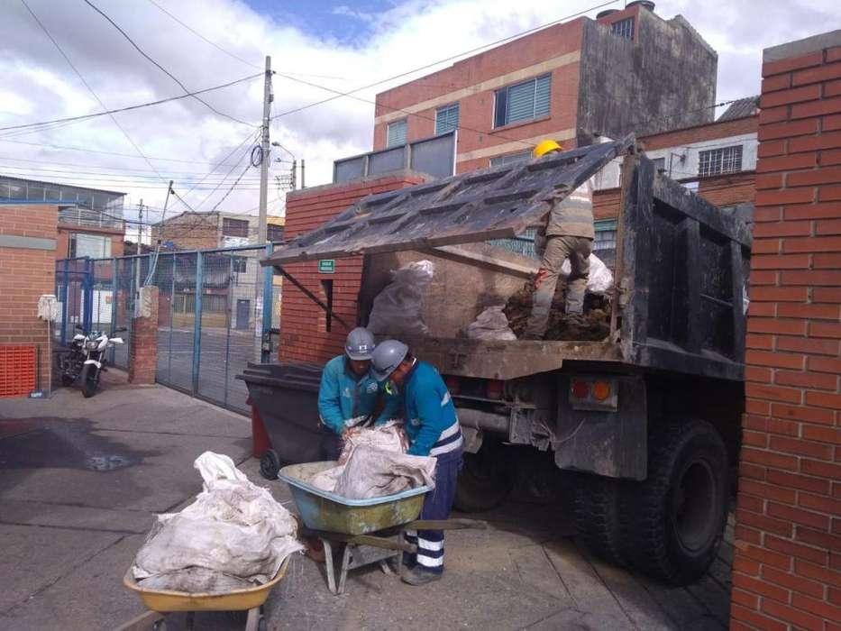 Tel 3114441838 escombro cualq cantidad en volqueta a botadero certificado venta de tierra negra pasto materiales