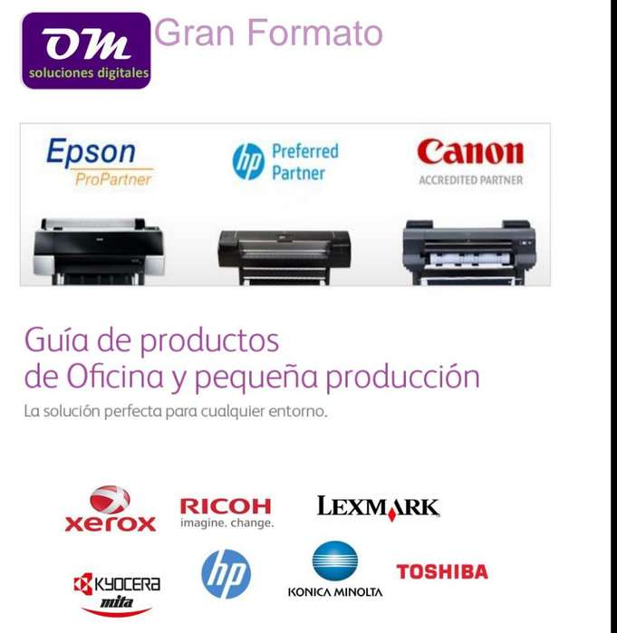 Outsourcing Plotter Hp Epson Ricoh